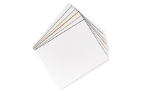 Exeter Standard-Cut 4-Ply, Gallery White 11 x 14 - 10/pkg