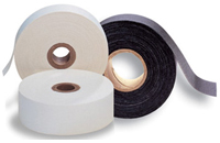 "Acid-Free Linen Tape, White, 1"" x 50yds"