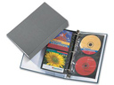 Slimline CD Album Kit, Charcoal