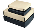 "Black TrueCore Flat Storage Box 11"" x 14"" x 3"""