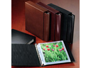 Presidential Album & Slipcase - Burgundy